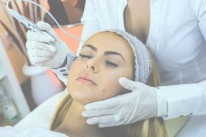 Beauty treatment claim