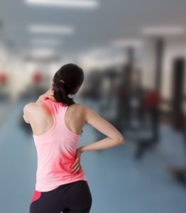 Gym injury compensation claim